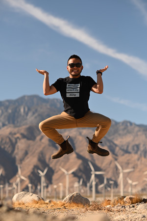 Blundstone Canada - Jump Your Boots Contest awesome submission
